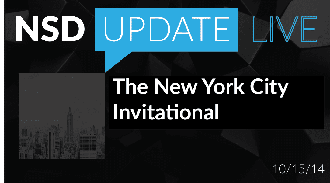 Varun Bhave wins The New York City Invitational