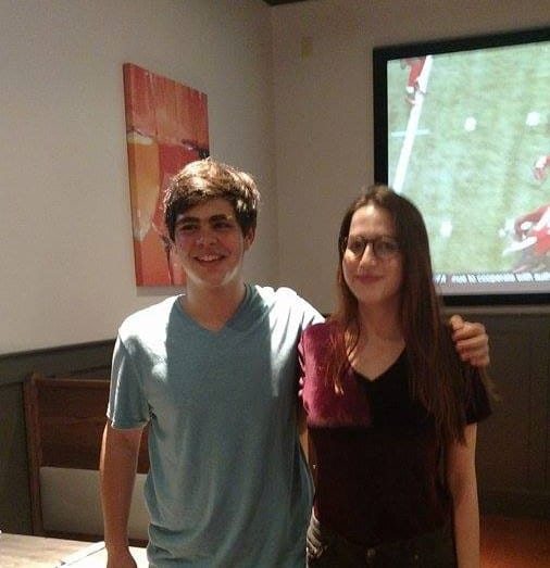 Hunter College's Nina Potischman takes the Valley Round Robin