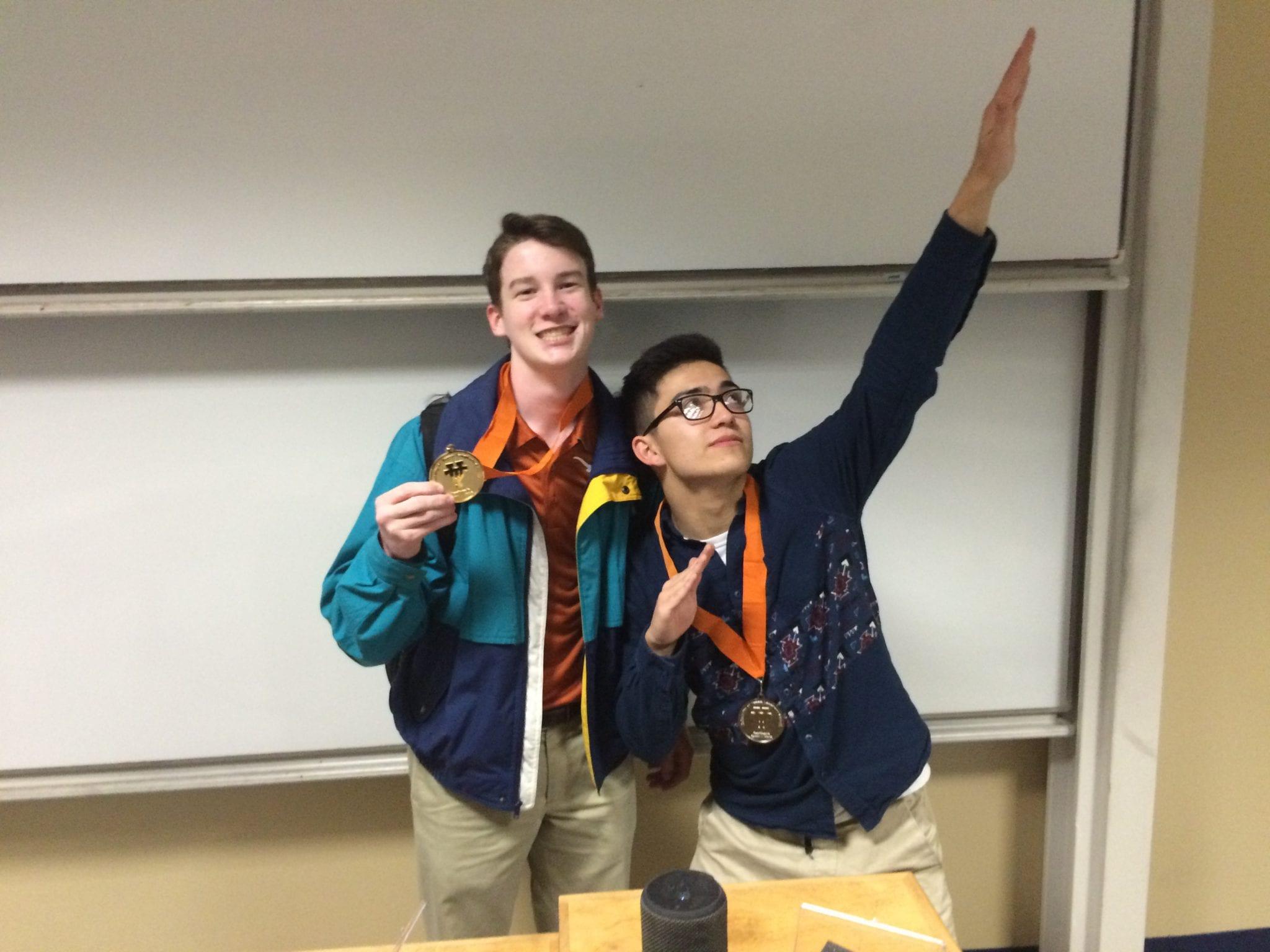 Strake Jesuit's Sean McCormick wins UT