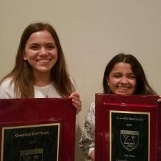 Immaculate Heart's Danielle Dosch Wins Greenhill; Greenhill's Shruthi Krishnan wins the Round Robin