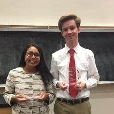 Cape Fear's Maya Arora Wins University of Kentucky