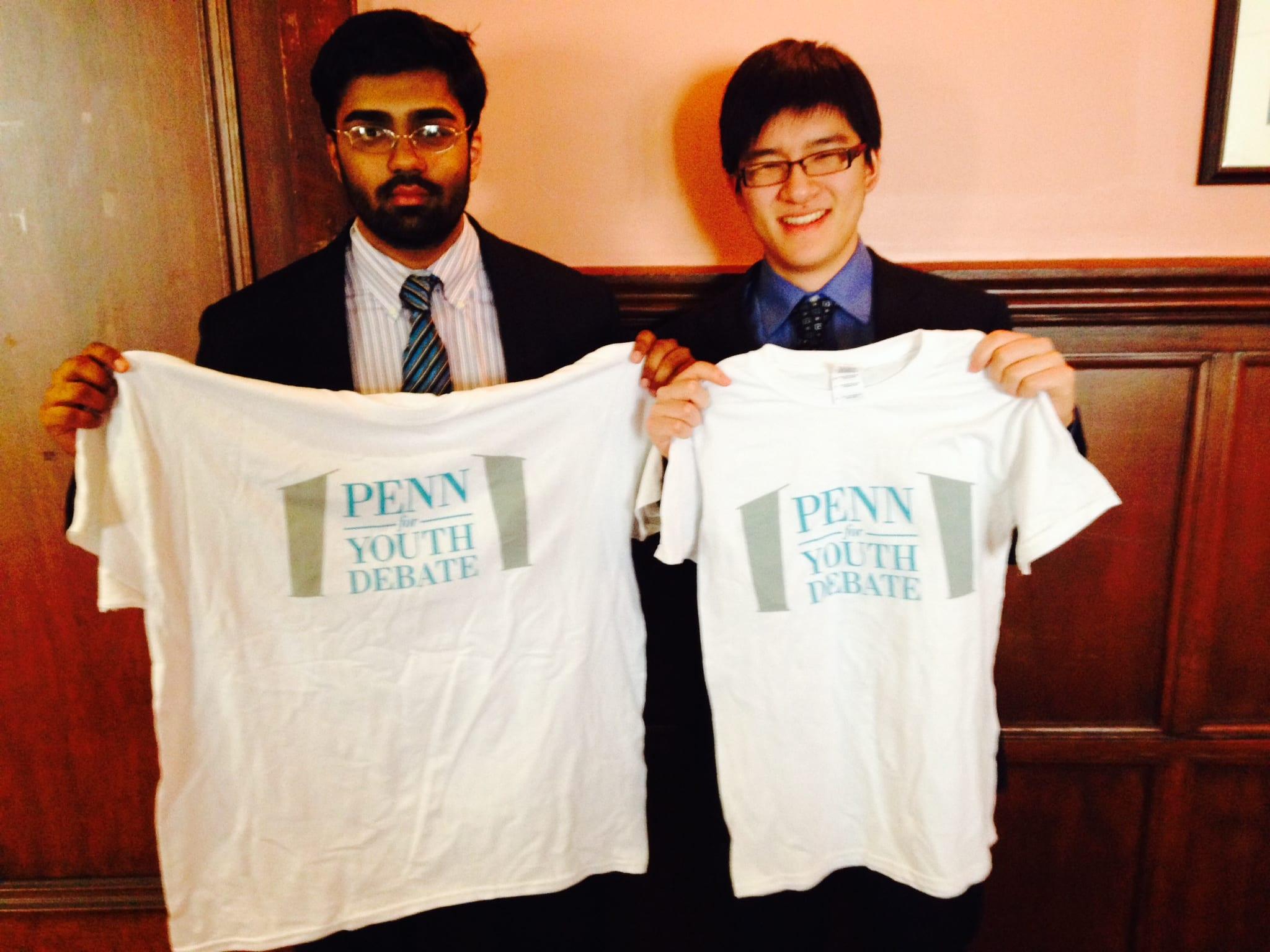 Ram Prasad Wins the 2014 Penn Round Robin