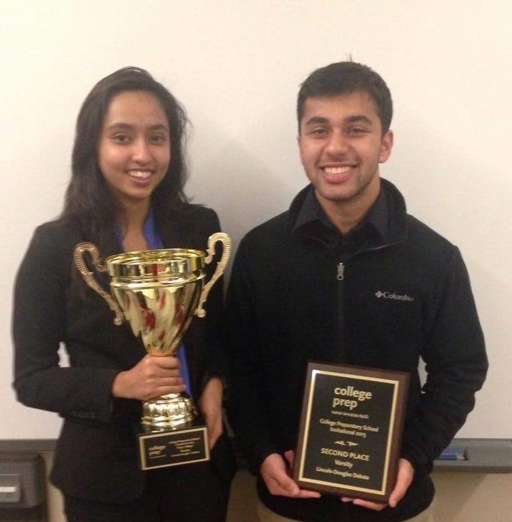 Mission San Jose's Lavanya Singh wins CPS!