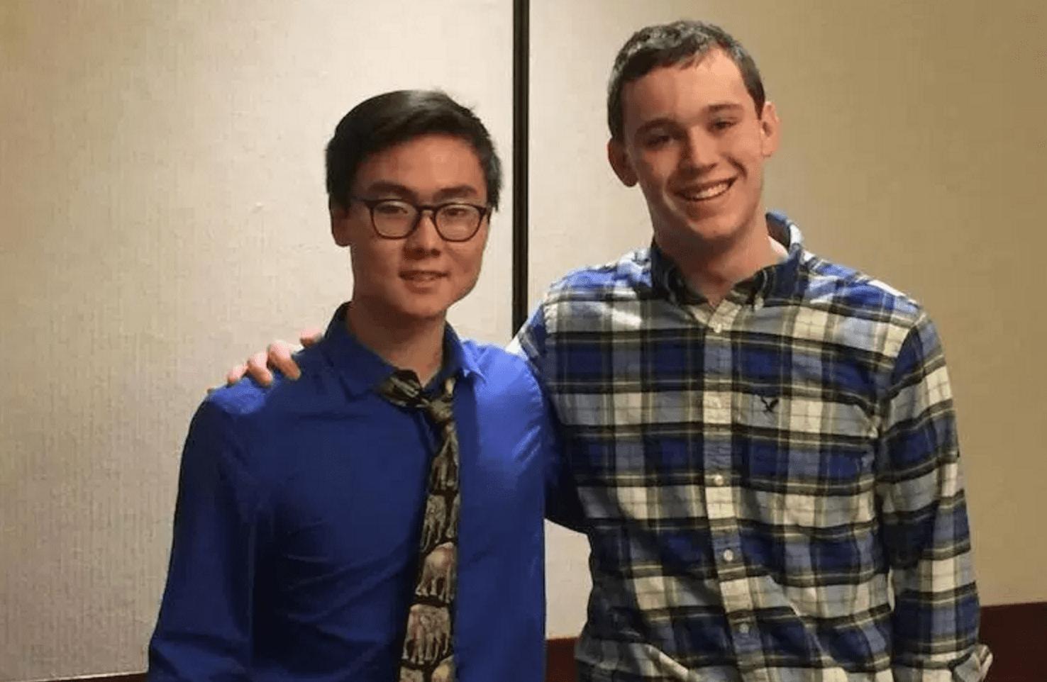 La Canada's Alex Zhao Wins the 2016 Blake Tournament